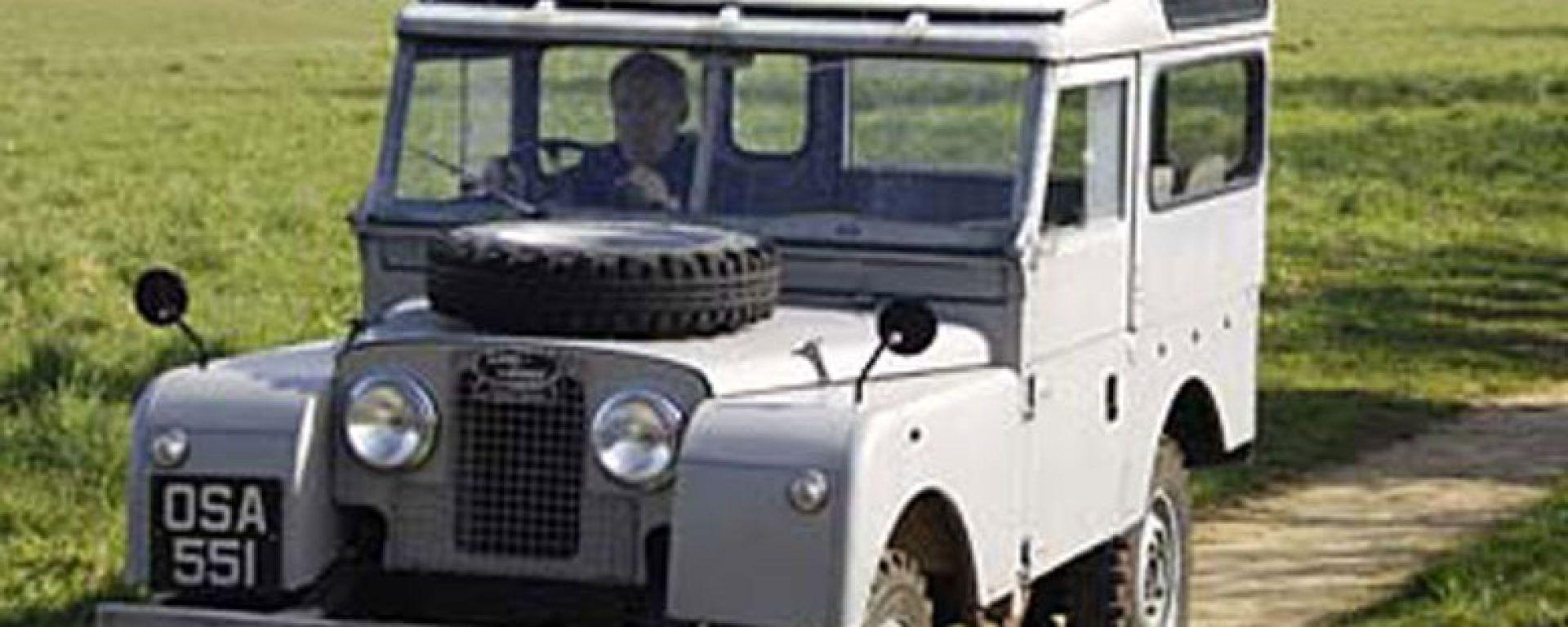 60 anni di Land Rover