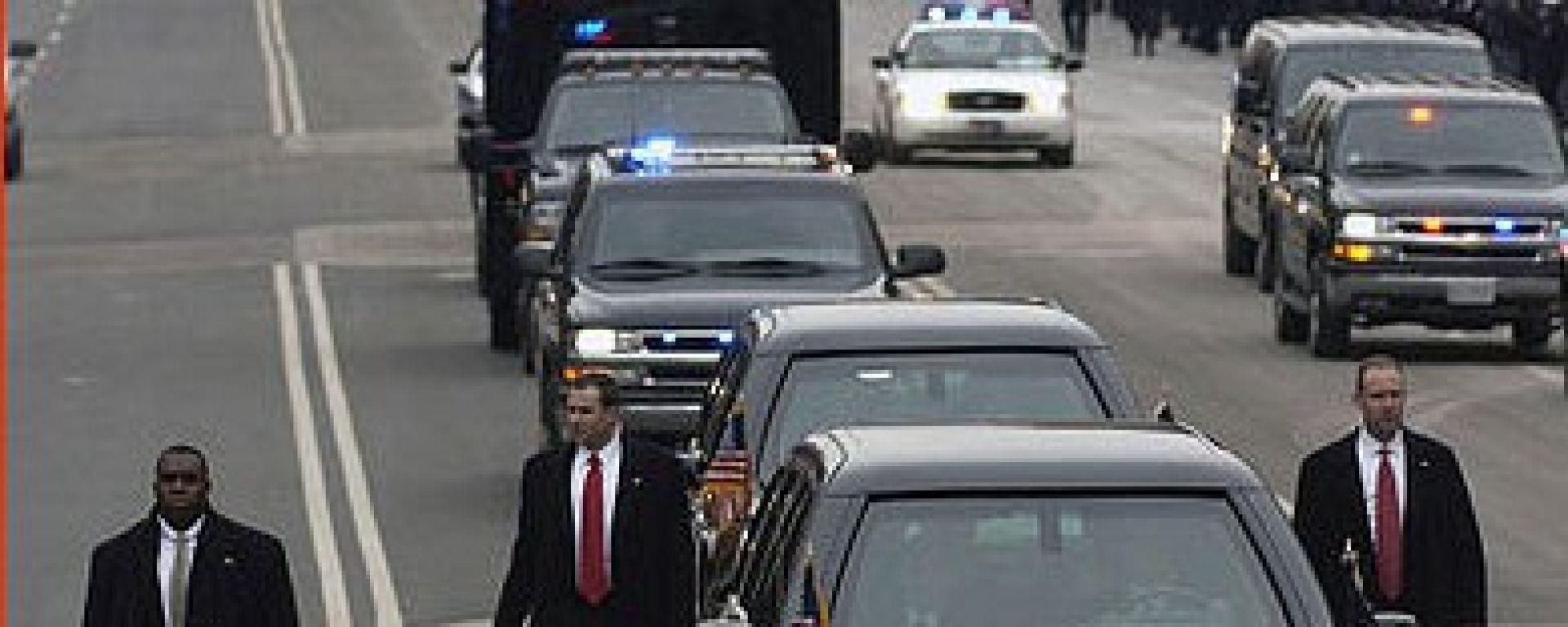 L'auto di Obama
