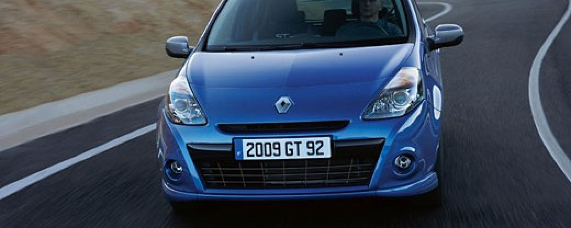 Nuova Clio III  GT