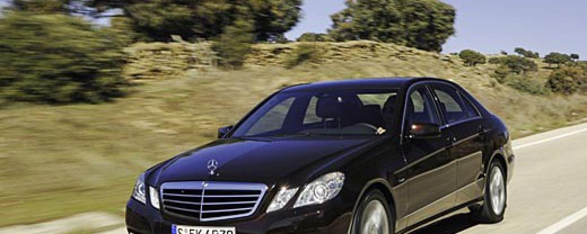 Mercedes Classe E 2009