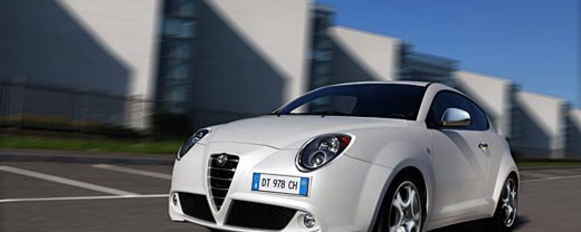Alfa Romeo Mito spot TV