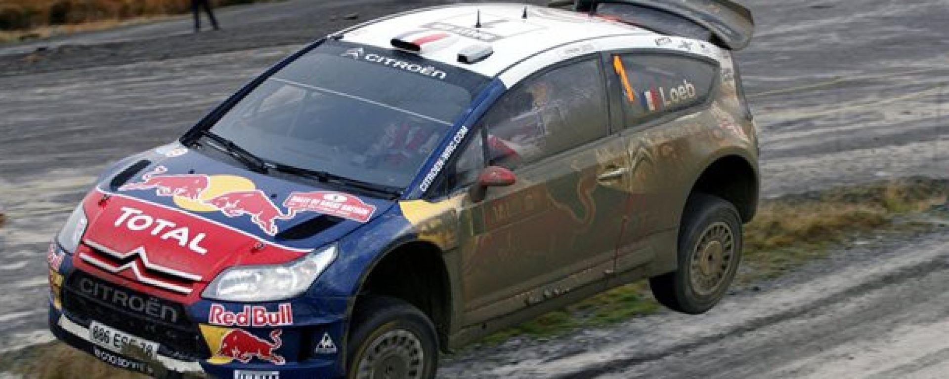 Campionato WRC Prima Parte
