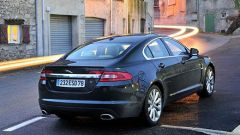 Jaguar XF 2010 - Immagine: 12