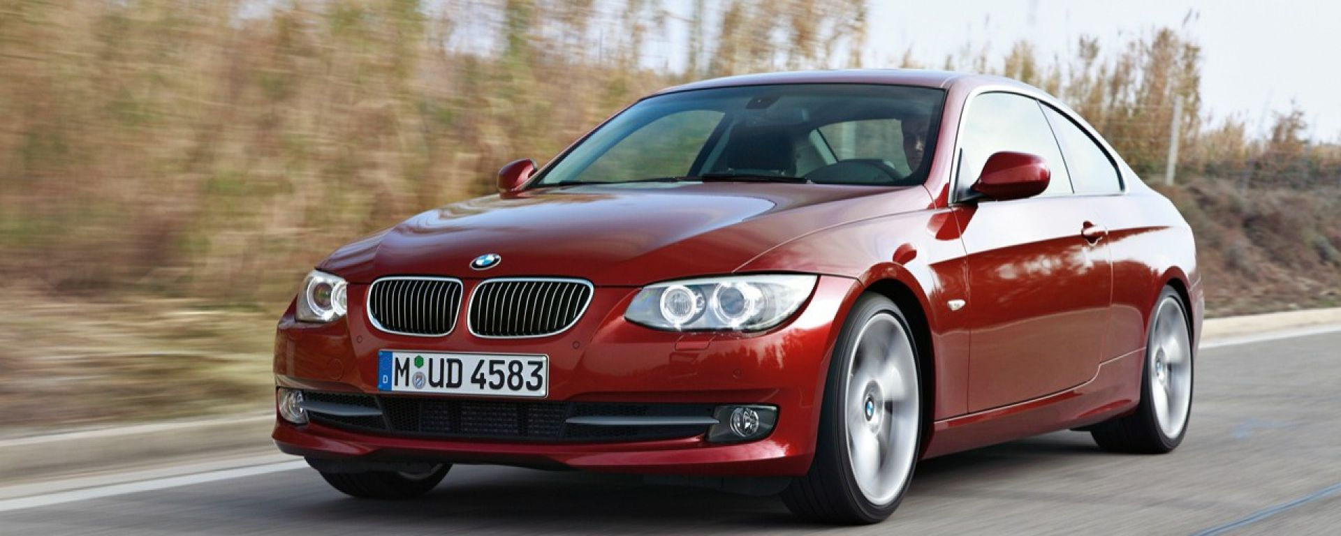 BMW 335i Convertible 2011