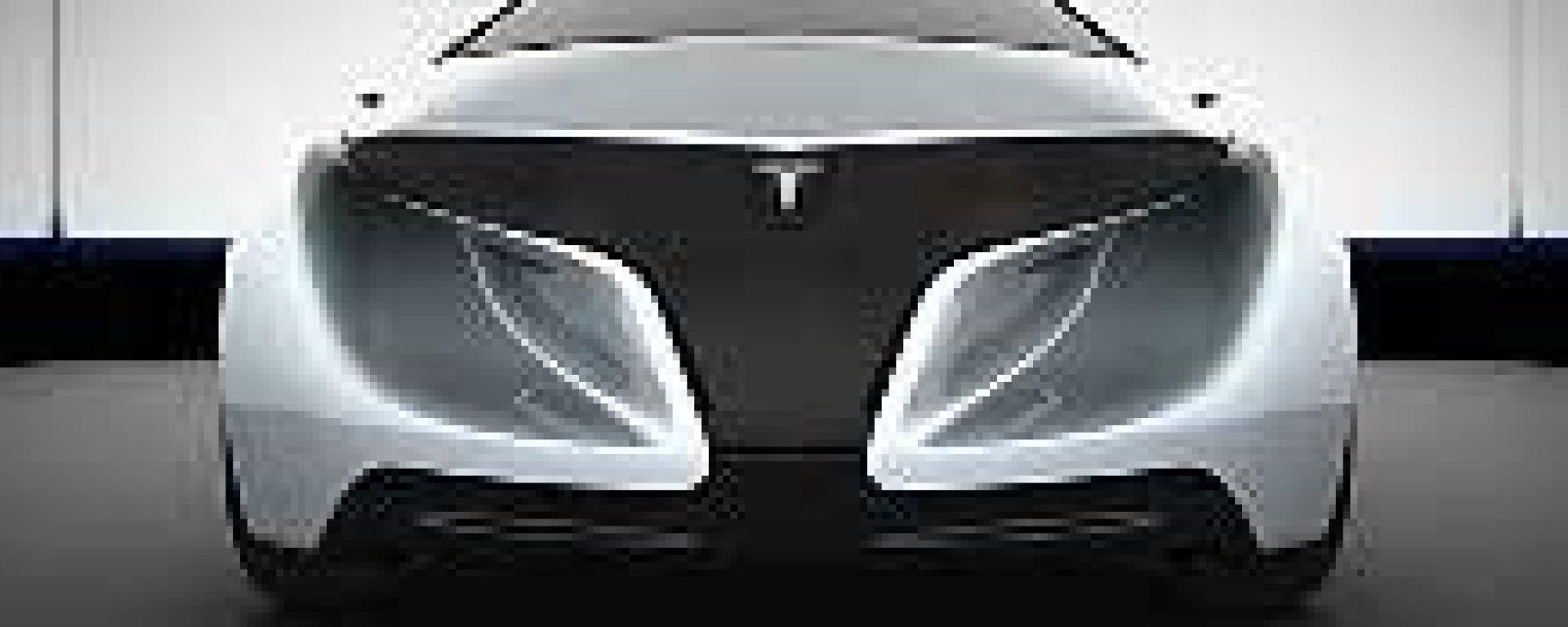 IED:la concept car con Tesla