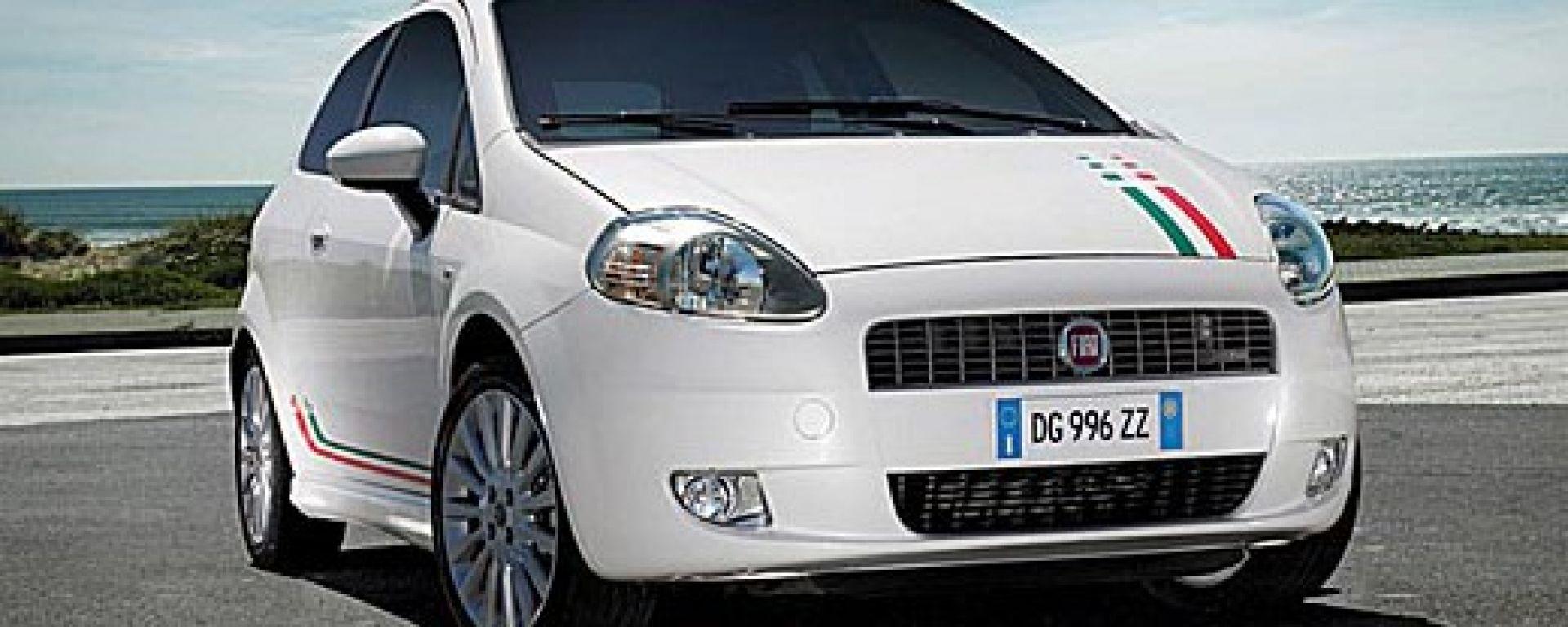 Fiat, grande richiamo per la Grande Punto