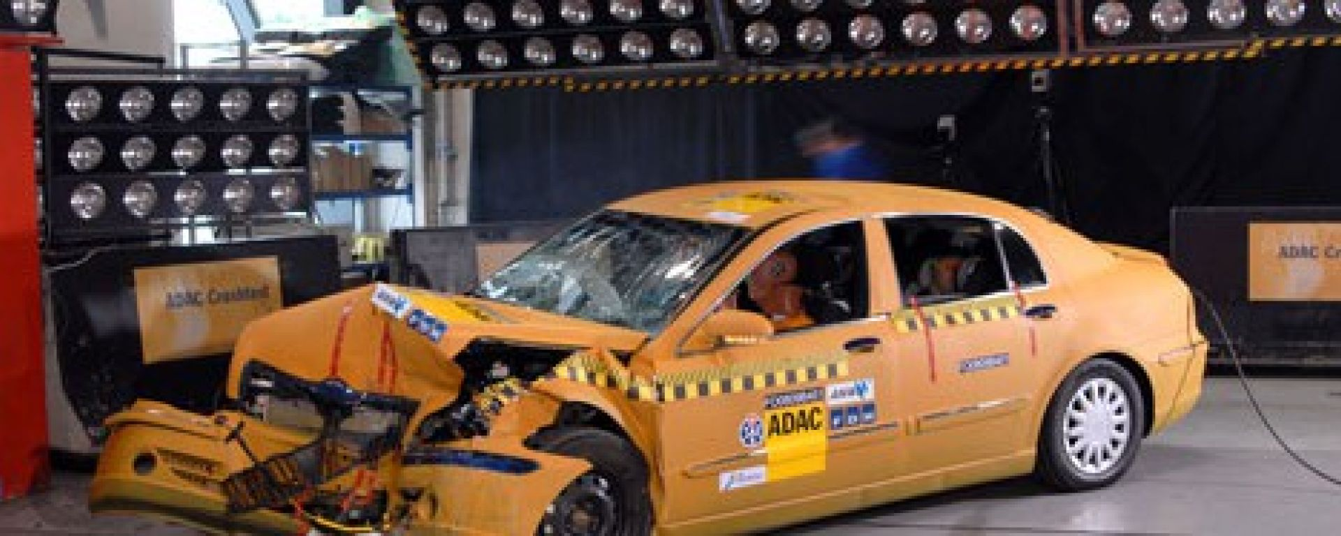 lancia thesis crash test Lancia airbag module crash data reset / removal service problems with your airbag module or airbag light you ve just reached the right place simply hire our.
