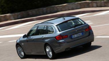 Listino prezzi BMW Serie 5 Touring