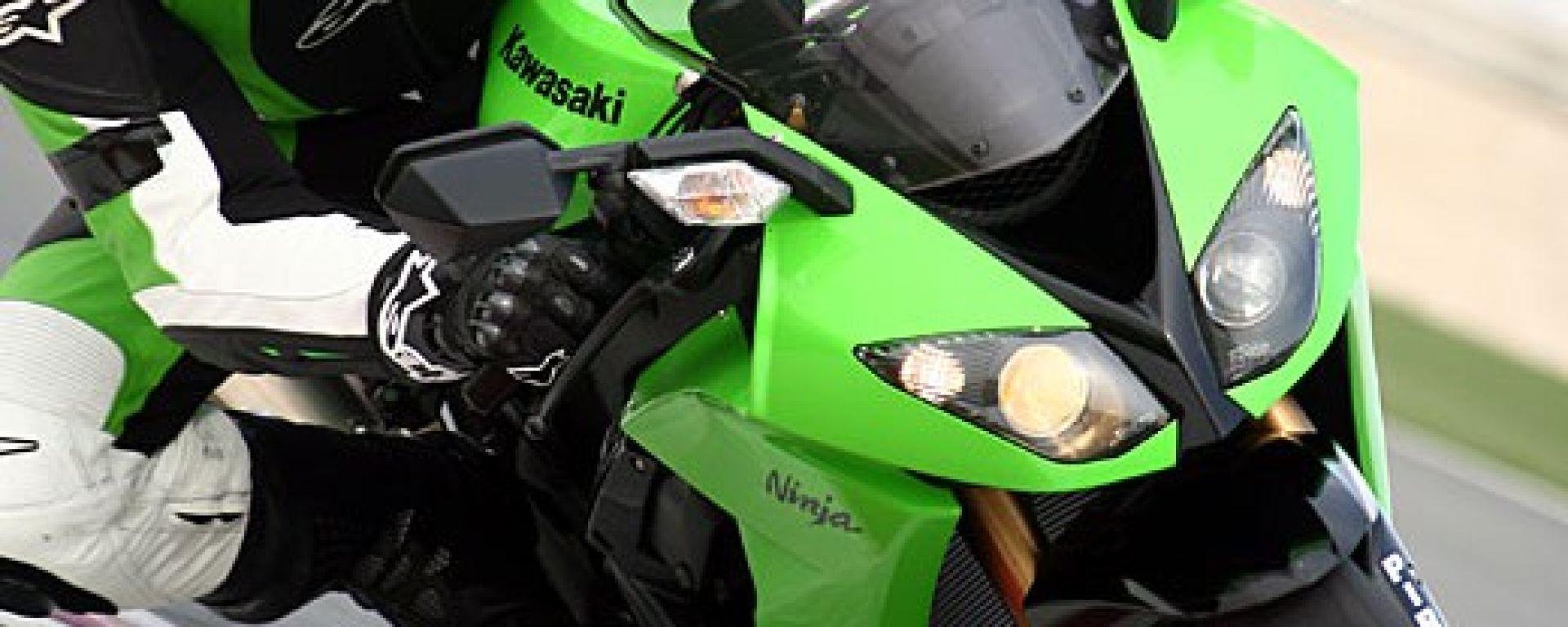 Kawasaki Ninja ZX-10R 2008