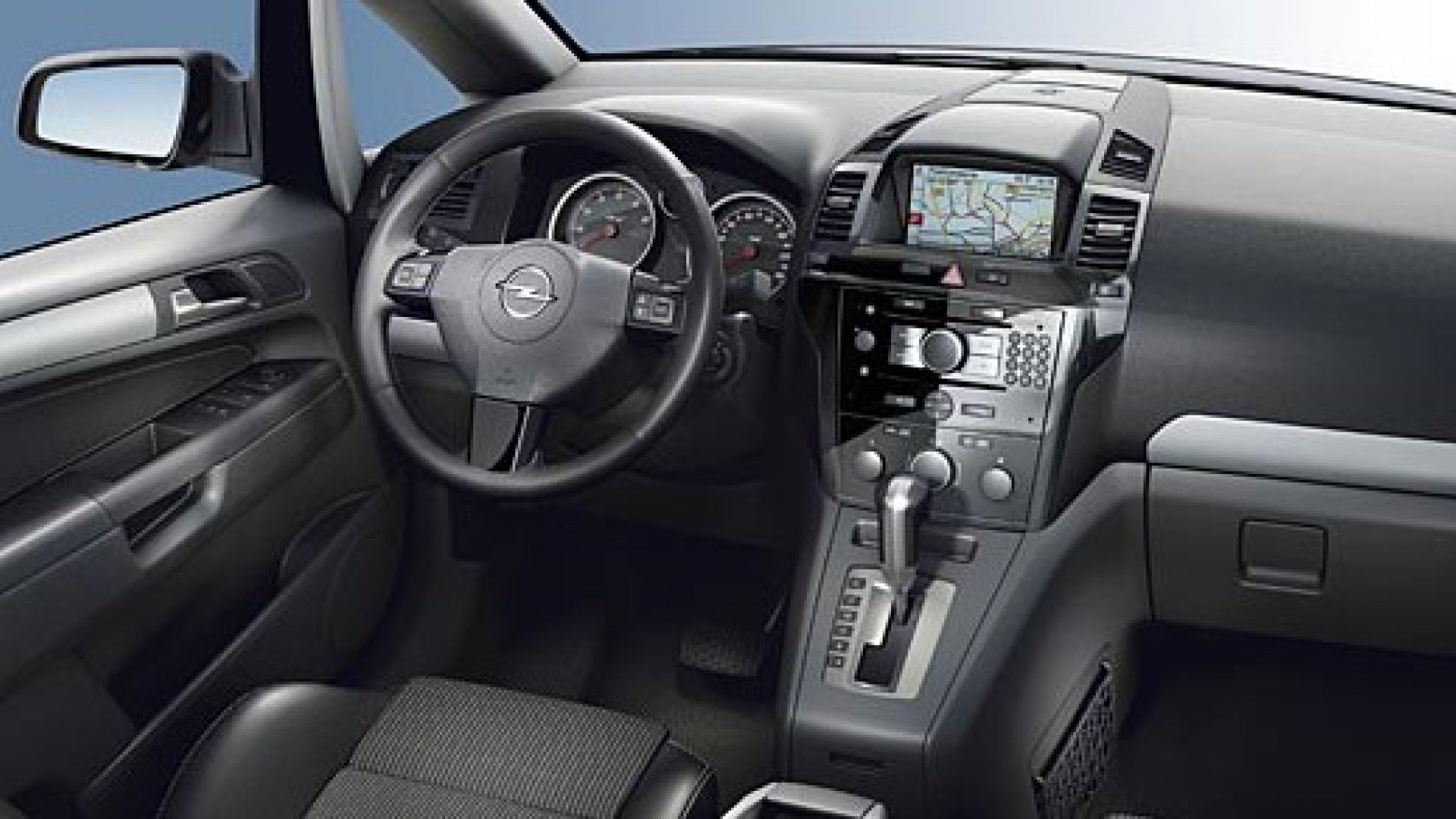 Immagine 0: Opel Zafira 2008