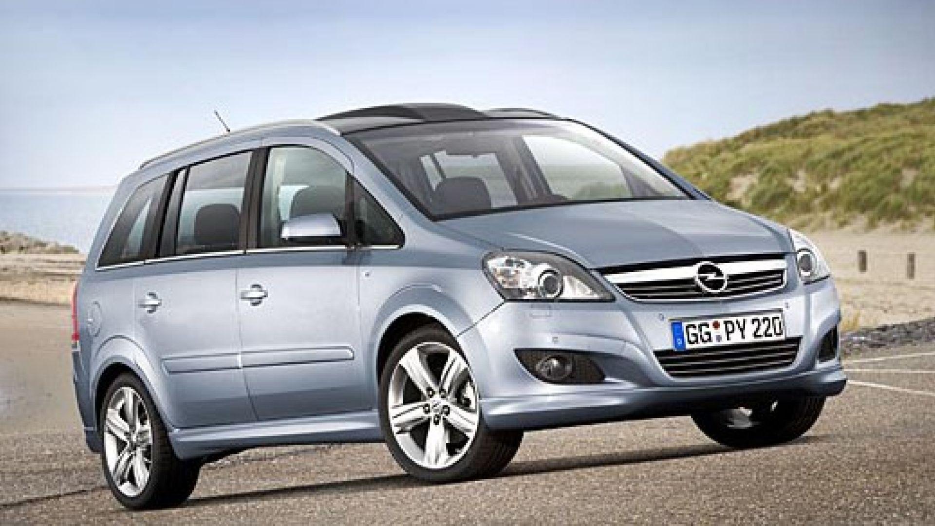 Immagine 2: Opel Zafira 2008