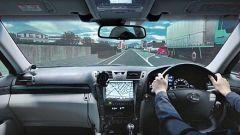 TOYOTA: prodotto un mega simulatore di guida - Immagine: 5