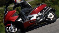 GILERA: Test Ride GP800 - Immagine: 7