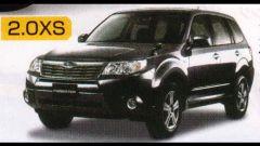 Subaru Forester 2008, le nuove foto - Immagine: 3