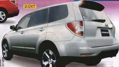 Subaru Forester 2008, le nuove foto - Immagine: 4