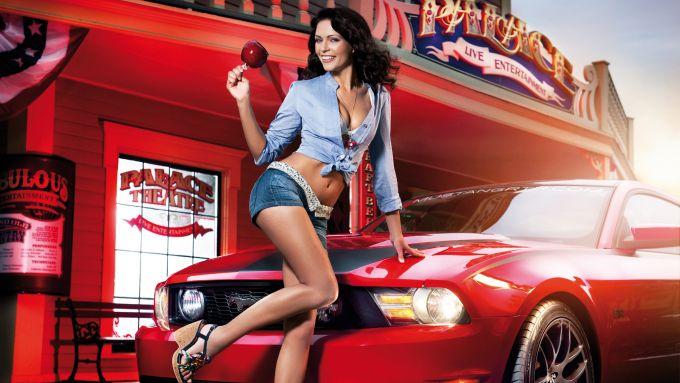 Immagine 4: Miss Tuning: il calendario 2011