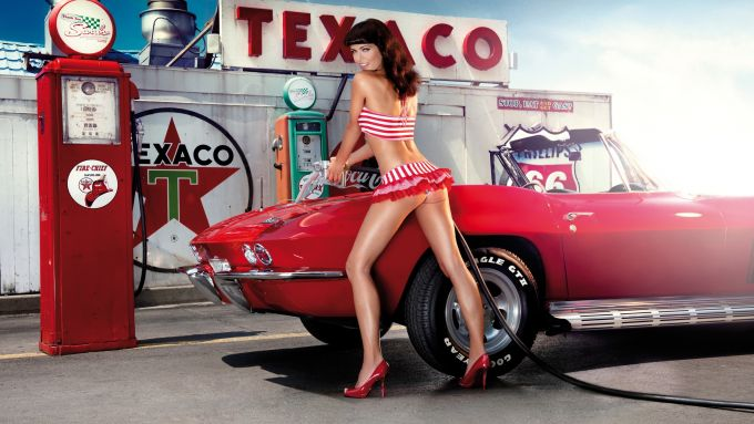 Immagine 0: Miss Tuning: il calendario 2011