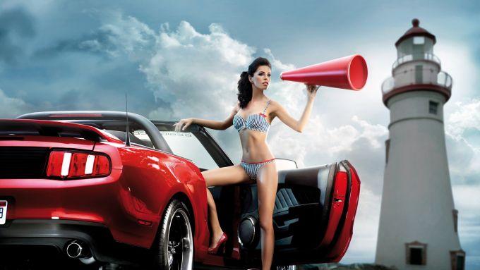 Immagine 11: Miss Tuning: il calendario 2011