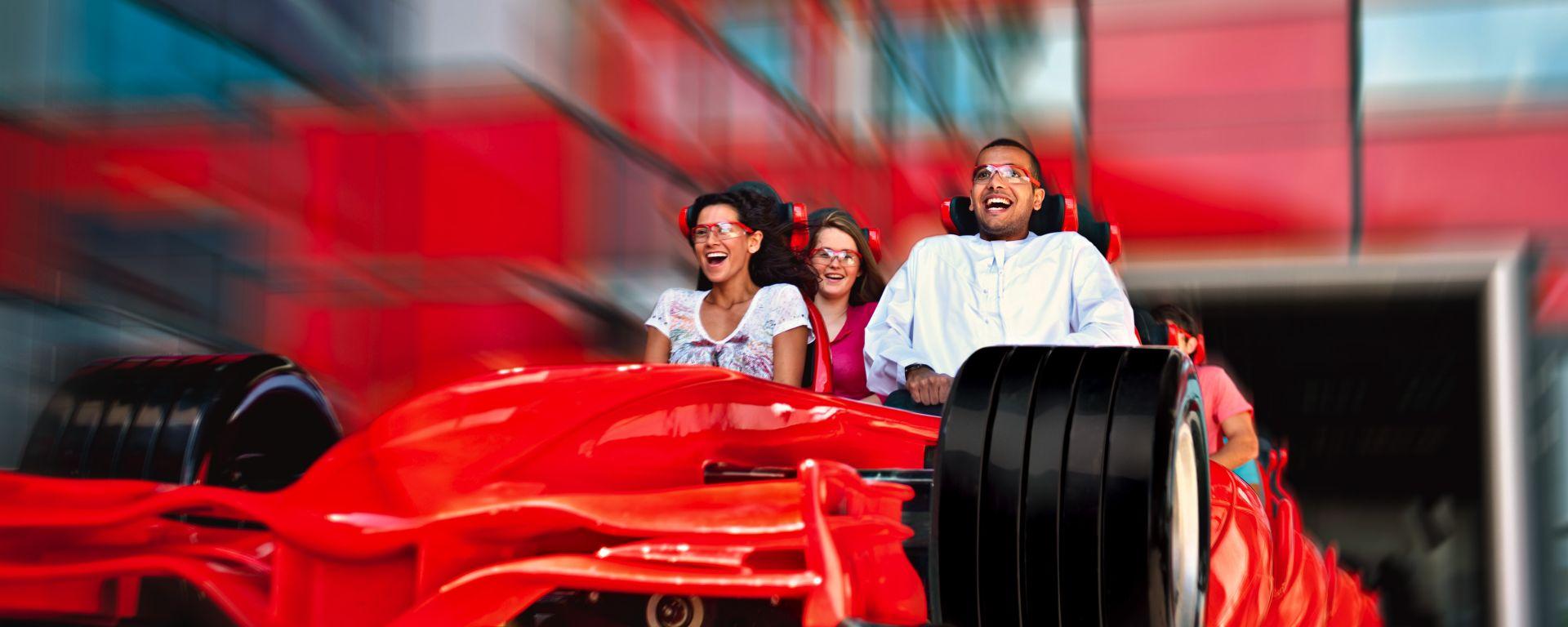Apre il Ferrari World, ecco i prezzi dei biglietti