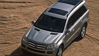 Listino prezzi Mercedes-Benz Classe GL