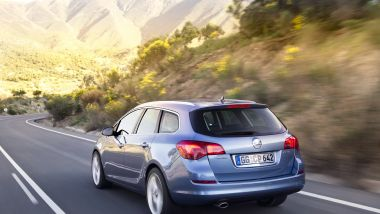 Listino prezzi Opel Astra Sports Tourer