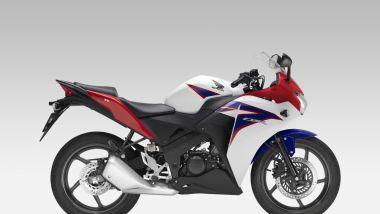 Listino prezzi Honda CBR125R