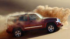 Jeep Cherokee 2008 - Immagine: 18