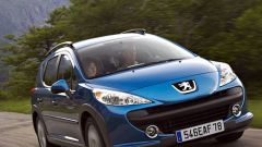 Peugeot 207 SW Outdoor - Immagine: 2