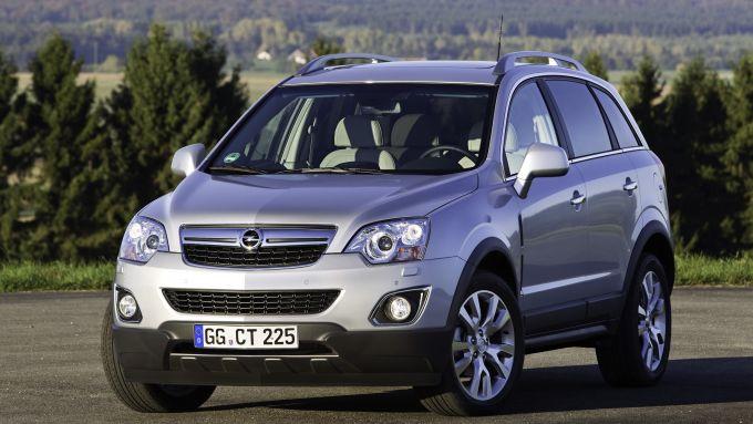 Immagine 0: Opel Antara 2011