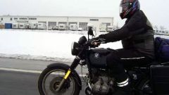 Inverno in moto: guidare al freddo - Immagine: 1