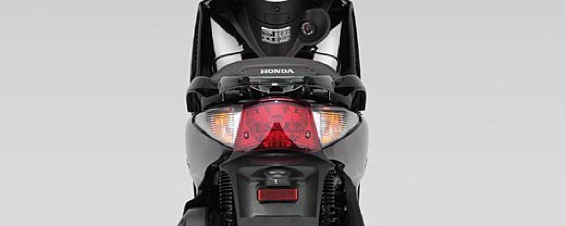 Honda SH Sporty