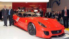 Ferrari 599XX - Immagine: 2