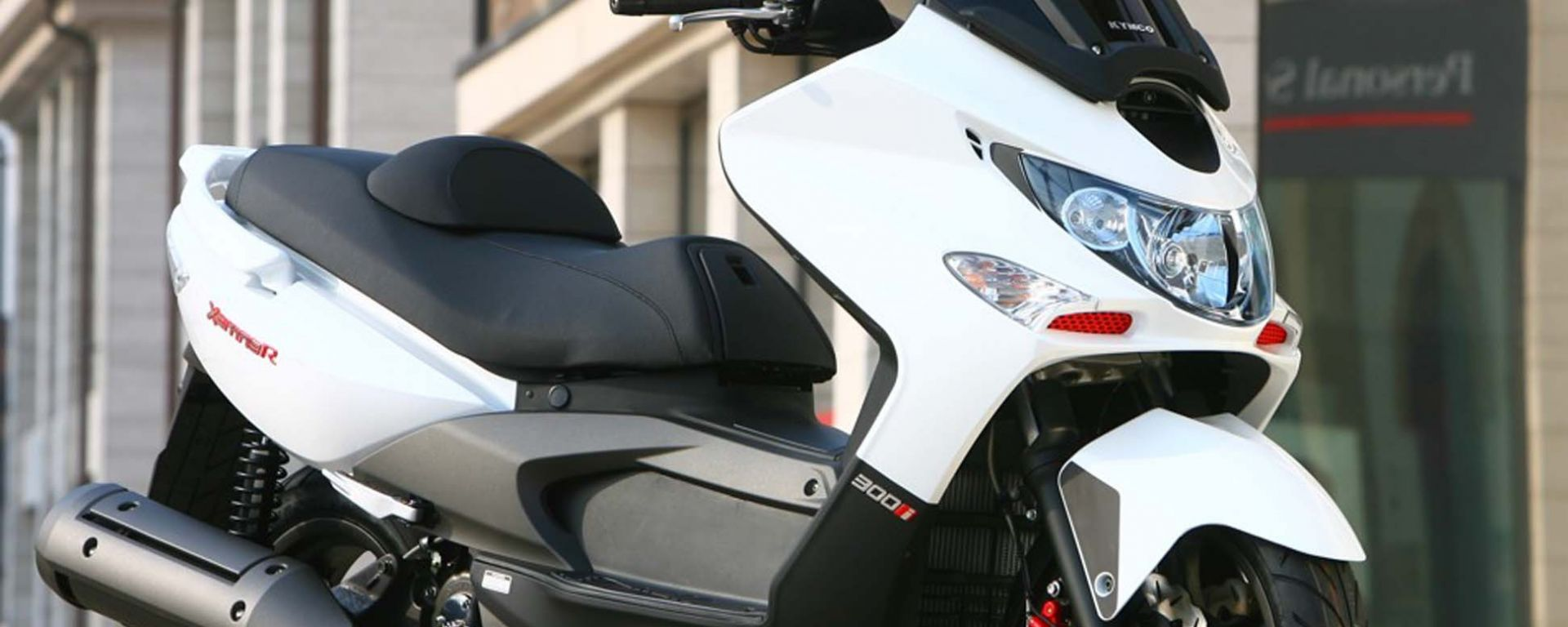 Kymco scooter 2008