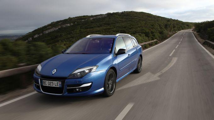 Immagine 5: Renault Laguna 2011
