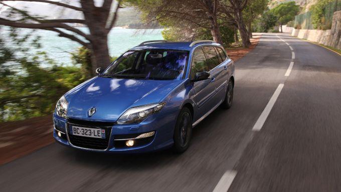 Immagine 1: Renault Laguna 2011