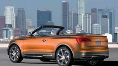 Audi Cross Cabriolet quattro - Immagine: 5