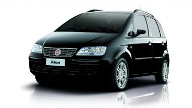 Listino prezzi FIAT Idea
