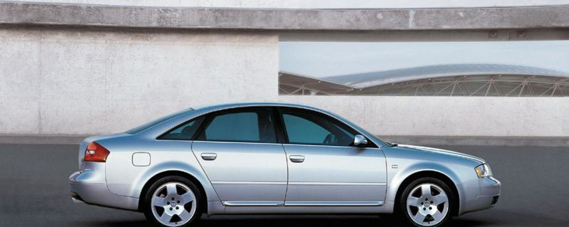 Audi A6 my 2002
