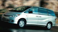 Toyota Previa D4-D - Immagine: 4