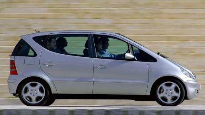 Immagine 1: Mercedes Classe A Lunga