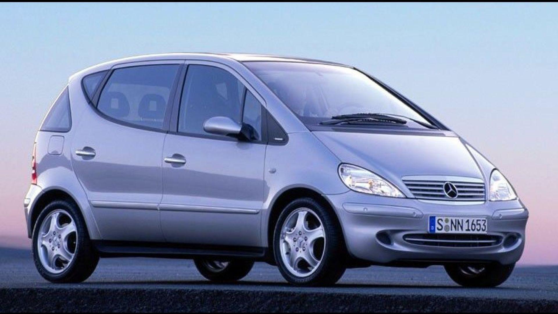 Immagine 0: Mercedes Classe A Lunga