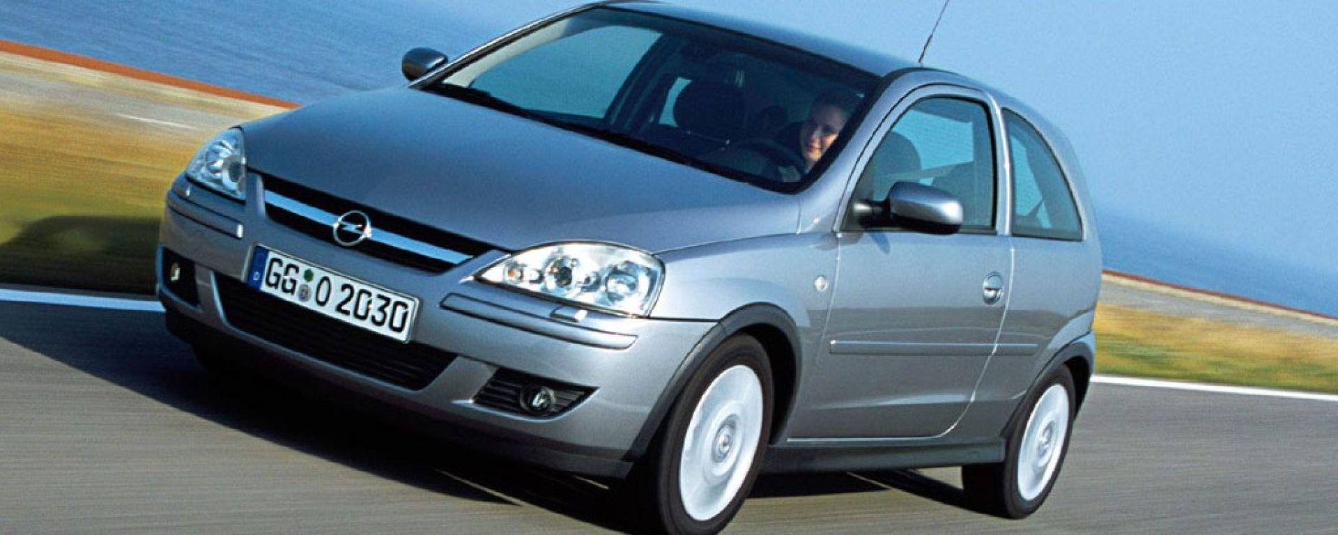 Opel Corsa my 2001