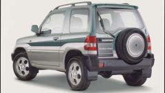 Mitsubishi Pajero Pinin - Immagine: 2