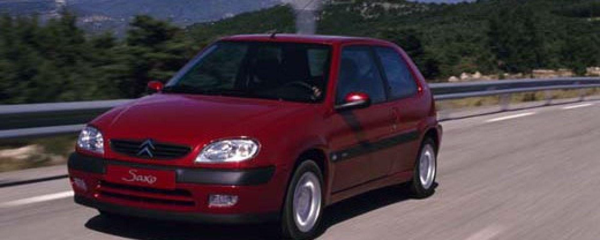 Citroën Saxo my00