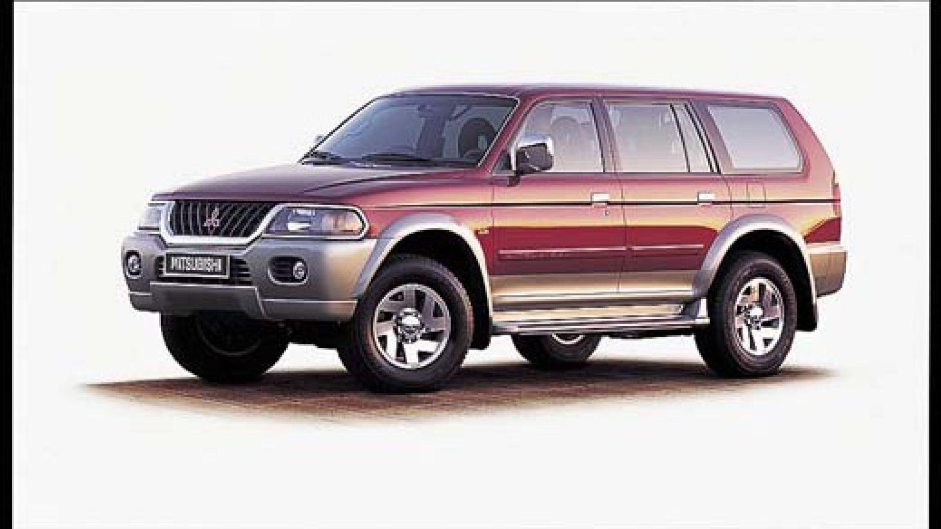 Immagine 0: Mitsubishi Pajero Sport