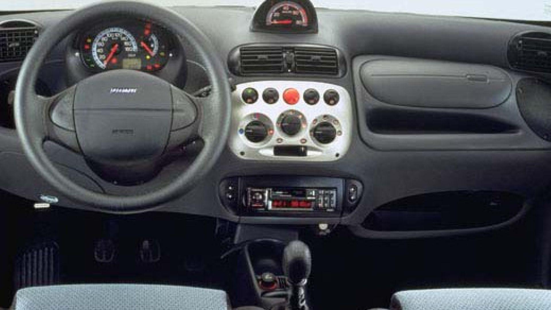 Prova Su Strada Fiat Seicento Motorbox