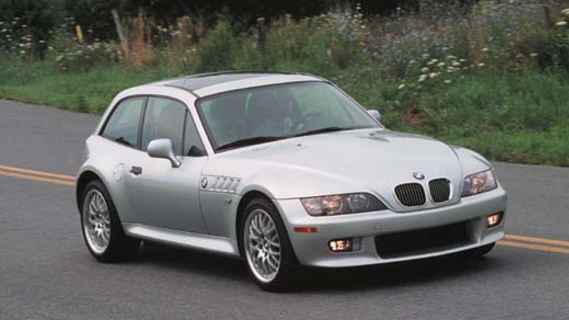 Bmw Mobile Al >> Prova su strada: BMW Z3 Coupé - MotorBox