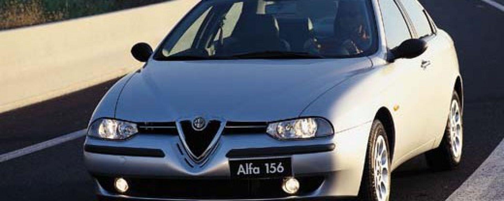 Alfa Romeo 156 Selespeed 156 Q-System