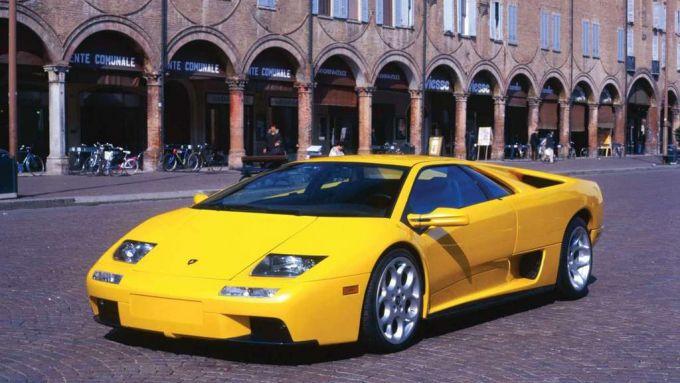 Immagine 0: Lamborghini Diablo