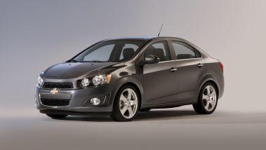 Listino prezzi Chevrolet Aveo